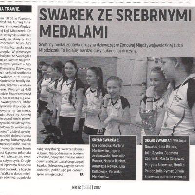 Międzywojewódzkie Mistrzostwa Młodziczek - finał