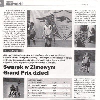 Zimowe Grand Prix - Tulce 2017