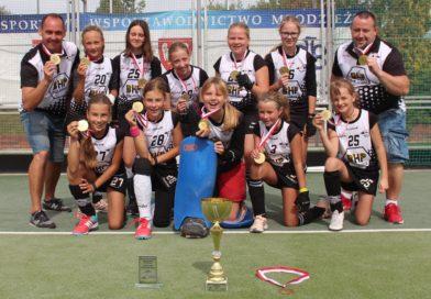 Wygrywamy Międzywojewódzkie Mistrzostwa Młodziczek